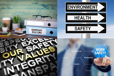 Signs: Environment, Health and Safety